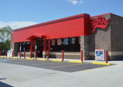 Big Red Store >> Stores Big Red Stores