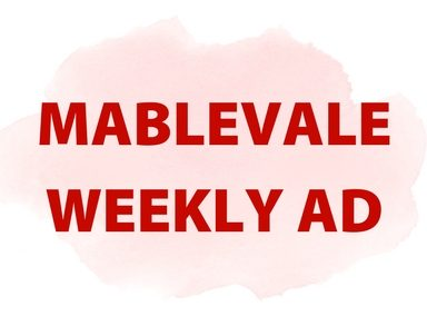 Mablevale October 4-17