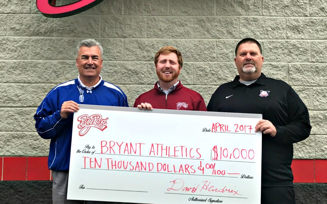 Big Red Stores Is A Proud Sponsor of Hornet Athletics